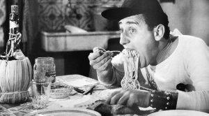 alberto sordi spaghetti famous italian film pasta