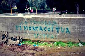 mortacci tua graffiti roma