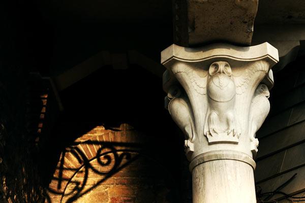 House of Owls Rome Casina delle civette roma