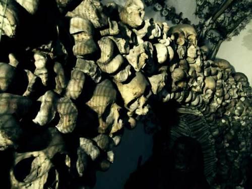 Capuchin crypt rome roma cappuccini sites to see macabre unusual skulls bones