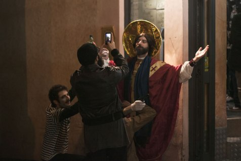 Jesus in the digital age.
